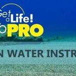 Vida como instructor de buceo