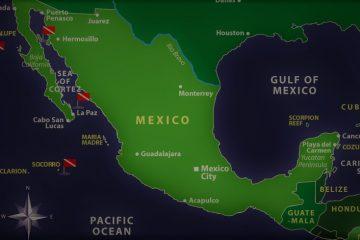 Buceo Golfo de California