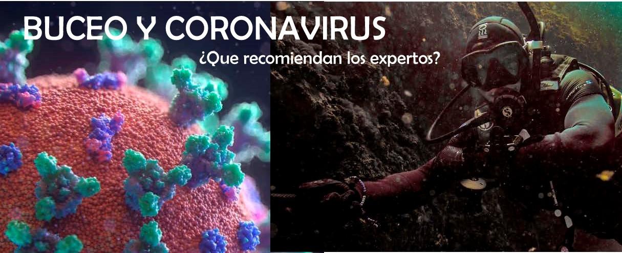 Buceo y coronavirus ¿Que dicen los expertos? DAN y ABRE Informan