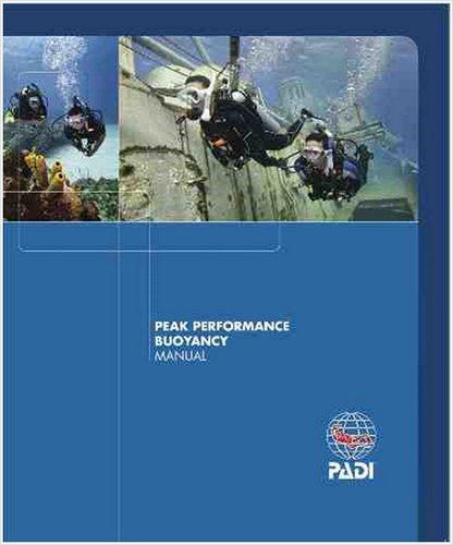 Manual PADI dominio de flotabilidad