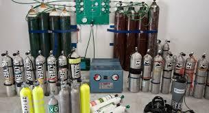 Precuaciones en la carga de botellas de buceo ante el covid 19