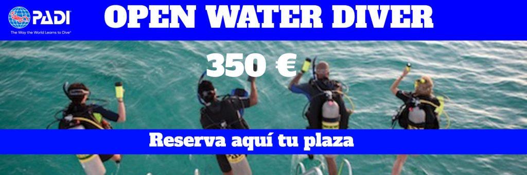 Curso Open Water en Madrid