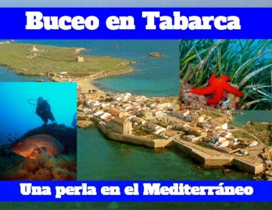 El buceo en Tabarca