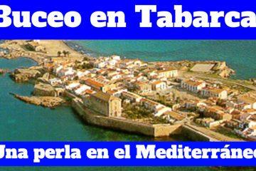 Bucear en Tabarca
